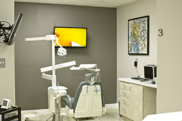 Downey Family Dental Dentist Chair
